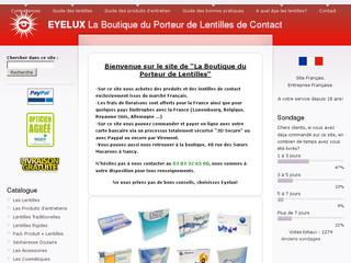 lentilles de vue en ligne