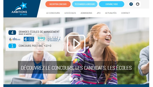 Concours Ambitions